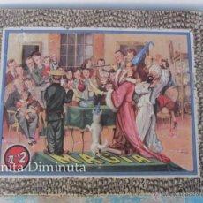 Juegos antiguos: ANTIGUO JUEGO DE MAGIA BORRAS - Nº 2 - AÑOS 50 - CON SUS INSTRUCCIONES - EN SU CAJA ORIGINAL - MUY C. Lote 50981503