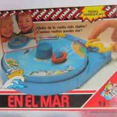 Juegos antiguos: JUEGO RATITOS FEBER, EN EL MAR, EN CAJA. CC. Lote 52568061