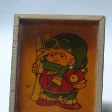 Juegos antiguos: JUEGO DE HABILIDAD (BOLITAS) MARCA GOULA ESQUI. Lote 52584410