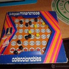Juegos antiguos: JUEGOS MAGNETICOS RIMA . Lote 52609064