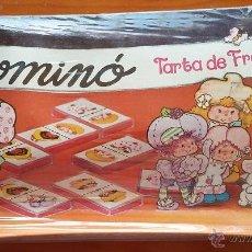 Juegos antiguos: TARTA DE FRESA, DOMINO. CON FILM ORIGINAL. MODELO AÑOS 80. Lote 52625220