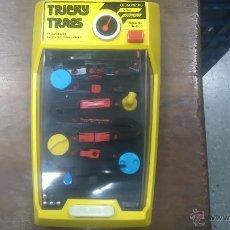Juegos antiguos: JUEGO TRICKY TRAPS TOMMY ELECTROMECANICO. Lote 53257002