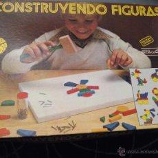 Juegos antiguos: CONSTRUYENDO FIGURAS-GOULA-. Lote 53579809