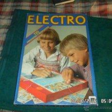 Juegos antiguos: ELECTRO DE DISET.. Lote 53640587