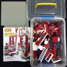Juegos antiguos: JUEGO DE CONSTRUCCION COBI - TIPO LEGO - CAR93. Lote 54143686