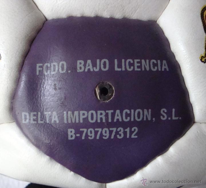 BALÓN REAL MADRID NUMERADO B 79797312 (Juguetes - Juegos - Otros)
