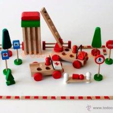 Juegos antiguos: JUEGO URBIS MÓVIL, DE GOULA. REF. 1490. ORIGINAL, AÑOS 80. FABRICADO EN ESPAÑA. Lote 54512839
