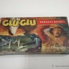 Juegos antiguos: GLU-GLU - COMBATE NAVAL - ANGUPLAS. Lote 54656483