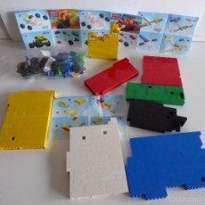 Juegos antiguos: GRAN LOTE DE MEGA BLOKS. Lote 55553257