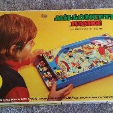 Juegos antiguos: MILLONCETE IVANHOE AIRGAM. Lote 56076529