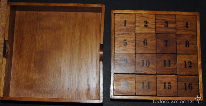 Juegos antiguos: Juego de Inteligencia ( DESLIZA ). - Foto 2 - 132523818