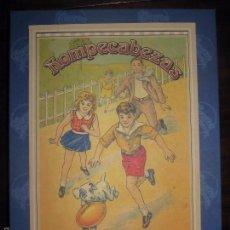 Juegos antiguos: ROMPECABEZAS REPRODUCCIÓN ANTIGUO. Lote 55997129