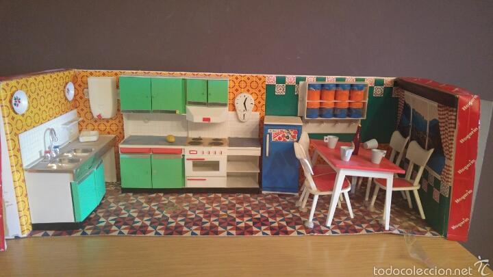 Hogarin mobiliario cocina ref 213 comprar juegos for Cocina juguete segunda mano