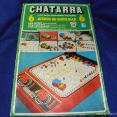 Juegos antiguos: JUEGO CHATARRA DE SCALA. Lote 56902612