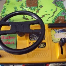 Juegos antiguos: RALLYE SAFARI MATTEL 1989 FUNCIONA. Lote 56973328