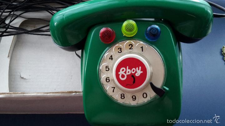 Juegos antiguos: Juego de teléfonos por cable. - Foto 9 - 57668477