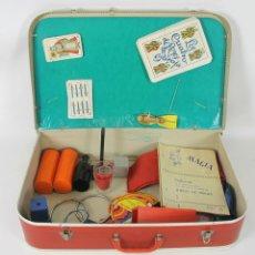 Juegos antiguos: MALETA DE MAGIA BORRAS. NUMERO 4. ESPAÑA. CIRCA 1950.. Lote 57776741