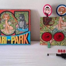 Juegos antiguos: CREACIONES LEMSSA SAFARI PARK CENTRO DE TIRO.. Lote 57978359