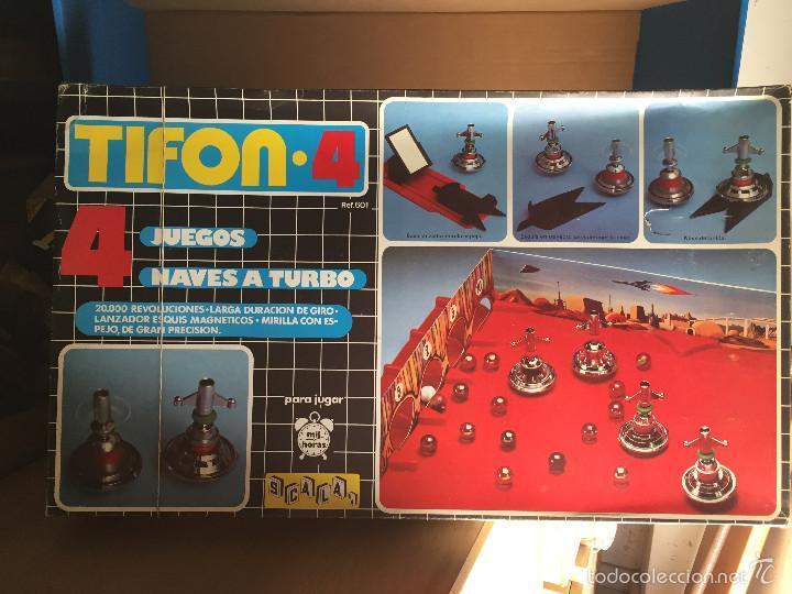 JUEGO TIFON 4 (Juguetes - Juegos - Otros)