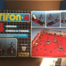 Juegos antiguos: JUEGO TIFON 4. Lote 58195478