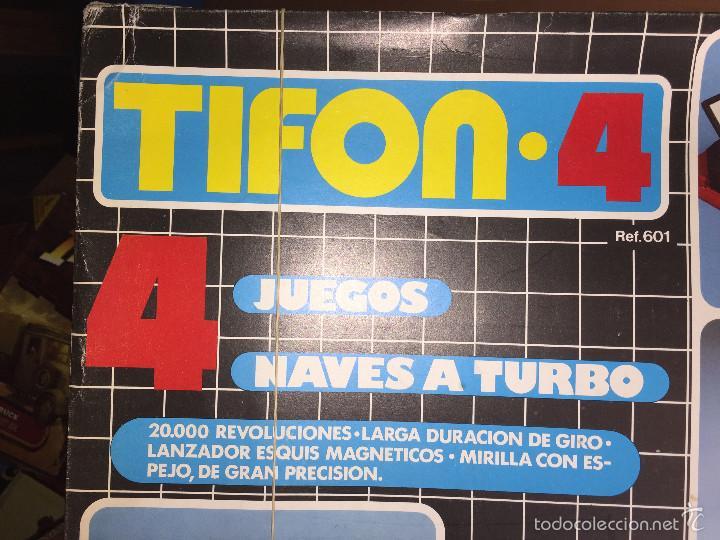Juegos antiguos: JUEGO TIFON 4 - Foto 2 - 58195478