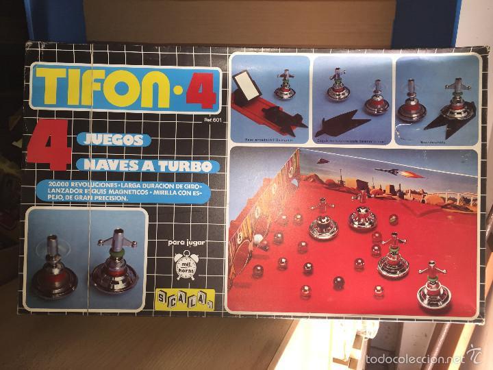 Juegos antiguos: JUEGO TIFON 4 - Foto 6 - 58195478