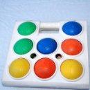 Juegos antiguos: ANTIGUO VINTAGE JUEGO DE PETANCA SMOBY FRANCES. Lote 59791064