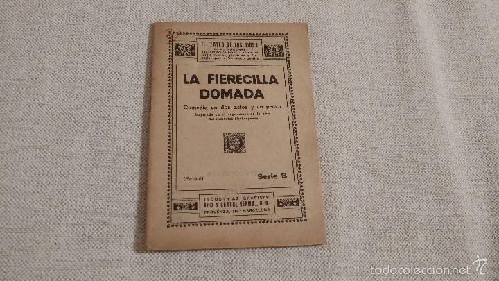 Juegos antiguos: TEATRO DE LOS NIÑOS DE SEIX BARRAL - Foto 5 - 60432339