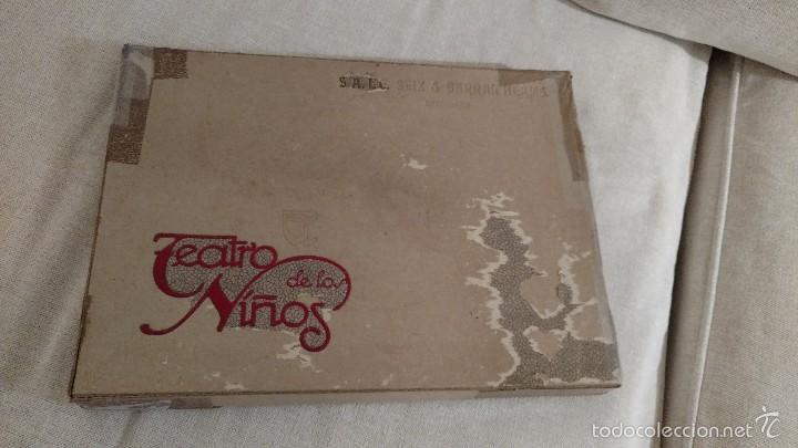 Juegos antiguos: TEATRO DE LOS NIÑOS DE SEIX BARRAL - Foto 7 - 60432339