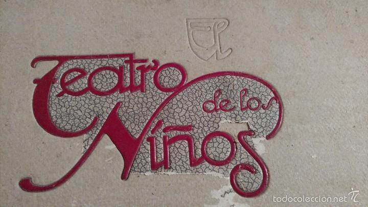 Juegos antiguos: TEATRO DE LOS NIÑOS DE SEIX BARRAL - Foto 8 - 60432339