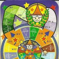 Juegos antiguos: JUEGO DE LOS ANTIGUOS MAZAPANES *LA BRUJA*. Lote 61537124