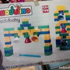 Juegos antiguos: JUEGO MODULINO -PLAYTIME- (NUEVO SIN DESPRECINTAR). Lote 62404940