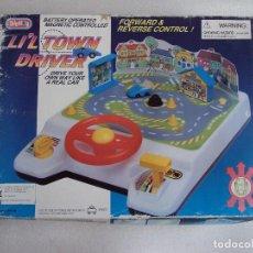 Juegos antiguos: CIRCUITO AUTO CROSS, JUEGO TALENTOY AÑOS 80-90 LI'L TOWN DRIVER. Lote 62617312