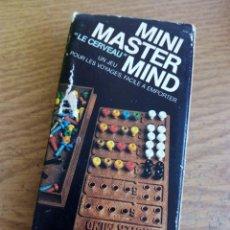 Juegos antiguos: JUEGO MINI MÁSTER MIND. Lote 64183019
