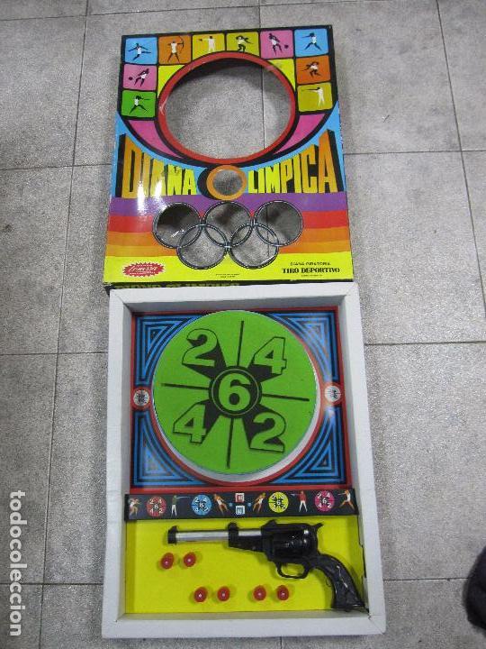 Juegos antiguos: DIANA OLIMPICA DEPORTIVA. DIANA GIRATORIA. CREACION DE LEMSSA. EL DE LAS FOTOS. ESTA NUEVO - Foto 6 - 64207107