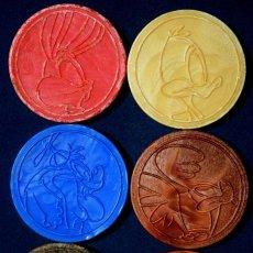 Giochi antichi: COLECCIÓN DE CINCO MASTERTAZOS DE TINY TOONS. Lote 64638515