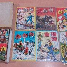 Juegos antiguos: ROMPECABEZAS CUBOS RIN TIN TIN 12 CUBOS - ANTIGUO Y COMPLETO. Lote 67398281