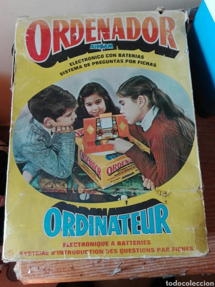 ORDENADOR AIRGAM (Juguetes - Juegos - Otros)