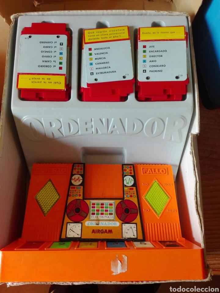 Juegos antiguos: Ordenador airgam - Foto 2 - 67684257