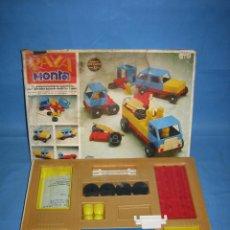 Juegos antiguos: 14 JUEGO MONTA DE PAYA. COMPLETO. Lote 70115273