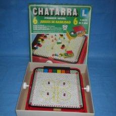 Giochi antichi: 13 JUEGO DE MESA CHATARRA DE SCALA. Lote 70120465