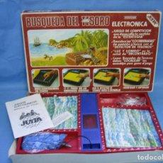 Juegos antiguos: 8 JUEGO BÚSQUEDA DEL TESORO DE JUYPA S.A. Lote 70259437