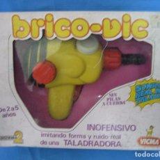 Juegos antiguos: 7 JUGUETE BRICO-VIC DE VICMA. Lote 70277857