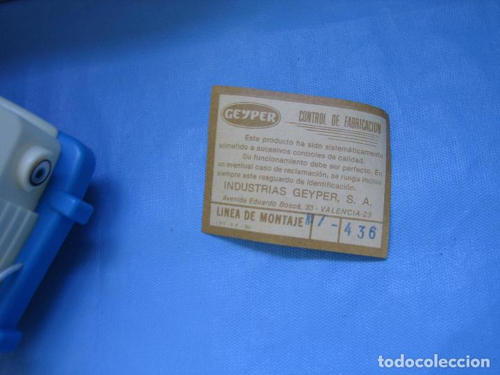 Juegos antiguos: 7 juguete furgoneta correo de geyper - Foto 4 - 70278573