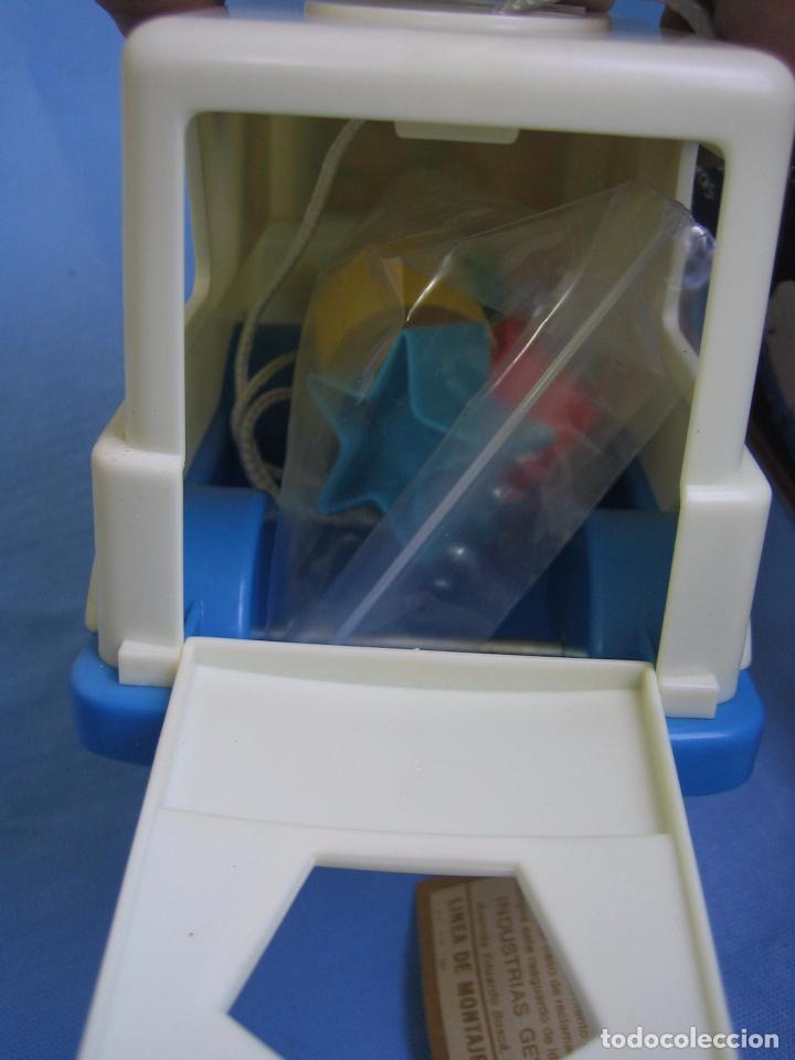 Juegos antiguos: 7 juguete furgoneta correo de geyper - Foto 7 - 70278573