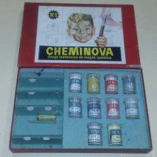 Juegos antiguos: ANTIGUO CHEMINOVA - INCOMPLETO - PB17. Lote 70554645