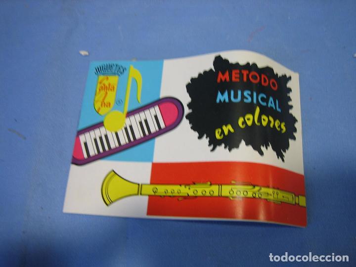 Juegos antiguos: 23 piano de madera juguetes Santa Ana N 163 años 70 o 80. Sucio de almacenaje . No jugado - Foto 9 - 72708347