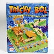 Juegos antiguos: TRICKI BOL AÑOS 80. Lote 73038751