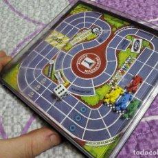 Juegos antiguos: JUEGO MAGNÉTICO DE RIMA CIRCUITO DE CARRERA. Lote 73513487