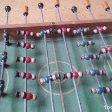 Juegos antiguos: BUTBOLIN DE MADERA . Lote 75978007